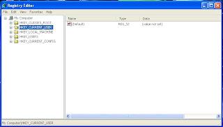 dasar registry pada windows