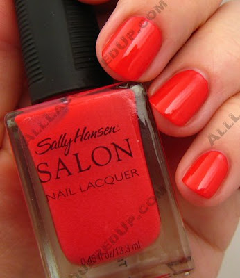 spicyscarlet Tracy Reese for Sally Hansen Spring 2008