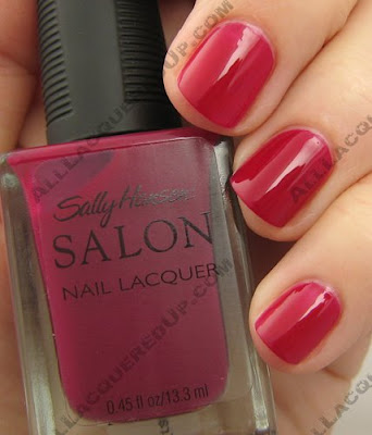 sultryfuchsia Tracy Reese for Sally Hansen Spring 2008