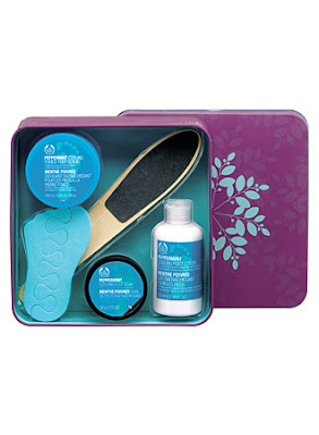 fabulousfeet Holiday Gift Guide   The Body Shop