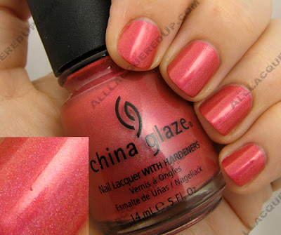 tmi China Glaze Spring 2008   OMG! 2BHOT