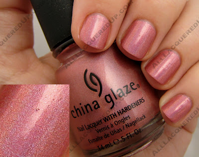 ttyl China Glaze Spring 2008   OMG! 2BHOT