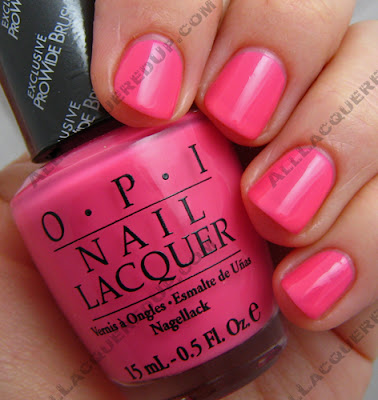 elephantasticpink OPI Spring 2008 Collection   India