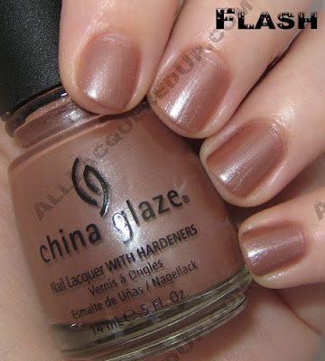 hybridflash China Glaze Spring 2008   Ecollection