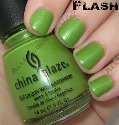 treehuggerflash China Glaze Spring 2008   Ecollection