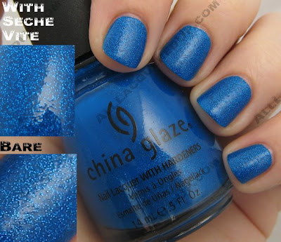 bluesparrow China Glaze Summer 2008   INK