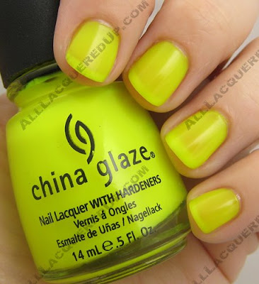 celticsun China Glaze Summer 2008   INK