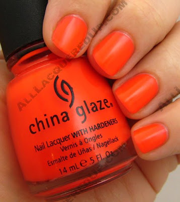 japanesekoi China Glaze Summer 2008   INK