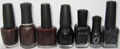 bbvamp The Black Polish Trend