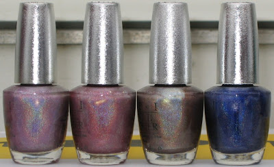 dsflash OPI Designer Series *New Colors*