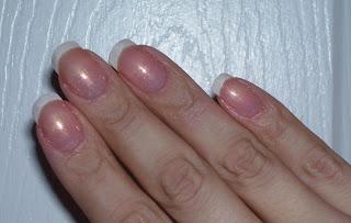 quick nail job