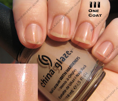3onecoat China Glaze X Collection
