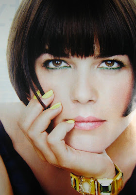 instylemagazineselmablair Chanel Robertson Boulevard Nail Colour Collection