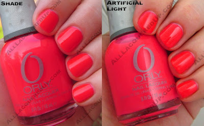 orly hot shot Its A Neon, Neon World With Essie & Orly