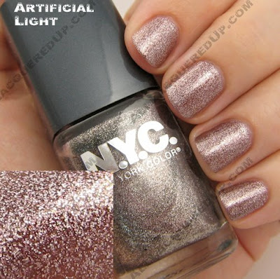nyc new york color molten metal indoor NYC New York Color Nail Glossies Fall 2008
