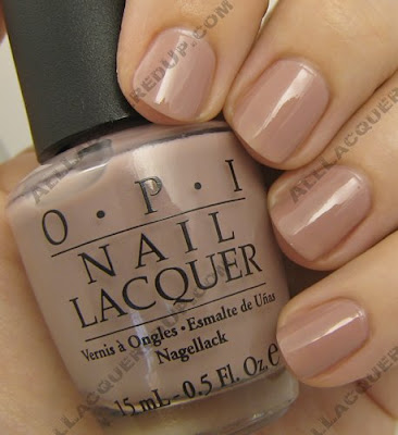 OPI, OPI France, OPI La Collection De France, La Collection De France, Fall 2008, Nail Polish, Nail Color, Nail Colour, Nail Lacquer, Tickle Me France-y