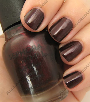 sephora by opi, opi, sephora, nail polish, nail lacquer, nail color, autumn and eve, fall 2008, i'm with brad