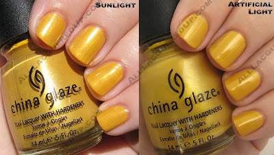 china glaze operation colour golden opportunity fall 2008 China Glaze Operation Colour for Fall 2008