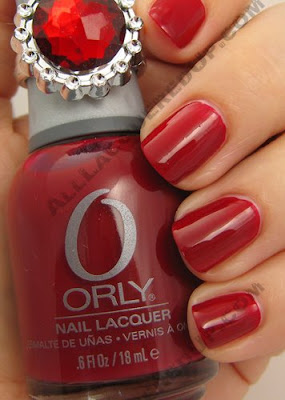 orly gems mandalay ruby fall 2008 Orly Gems Collection for Fall 2008