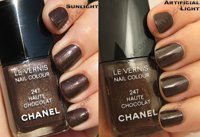 chanel holiday 2008 haute chocolat chocolate Chanel Haute Chocolat for Holiday 2008