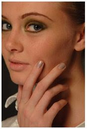 cnd nyfw catherine malandrino The Nail Files   Behind the Scenes at NYFW with CND   Part 3