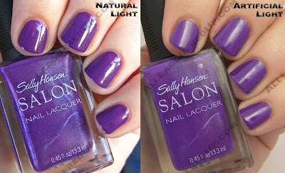 sally hansen tracy reese night hydrangea spring 2009 NOTD   Tracy Reese for Sally Hansen Night Hydrangea