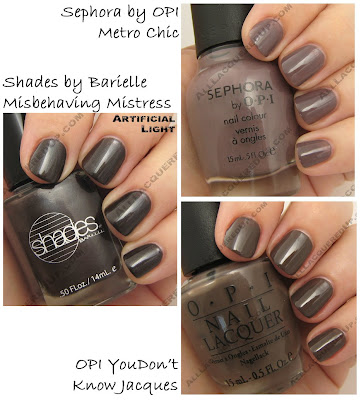 holiday 2008 taupe opi sephora sopi barielle Gift Guide   The 21 Hottest Holiday Polishes