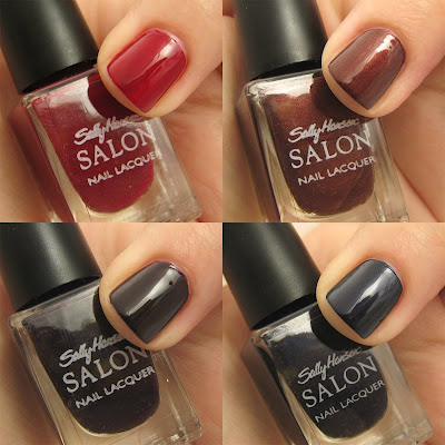 sally hansen holiday 2008 salon deep collection Sally Hansen Gift Sets for the Holidays