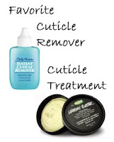 fanatic favorites my cuticle treatment remover Fanatic Favorites 2008   My Picks