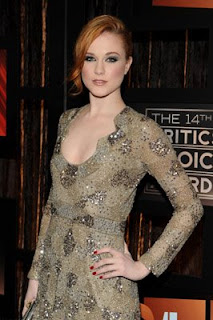 evan rachel wood critics choice 1 Celebrity Nail Watch 1 9 09