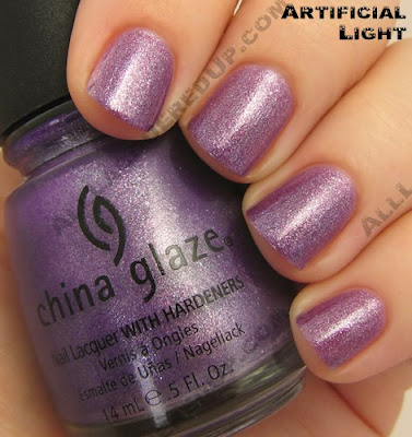 china glaze grape juice summer days 2009 China Glaze Summer Days