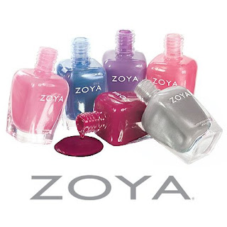 zoya twist spring 2009 Zoya Twist Collection for Spring 2009
