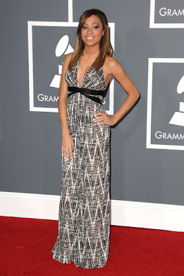51st Annual Grammy Awards, nail polish, nail trends, Karina Pasian