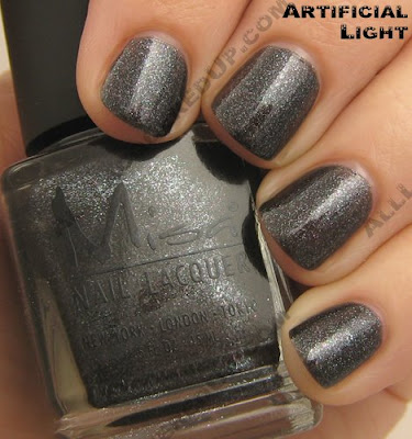 misa, wishing on a star, black nail, nail polish, nail lacquer, nail color, nail colour