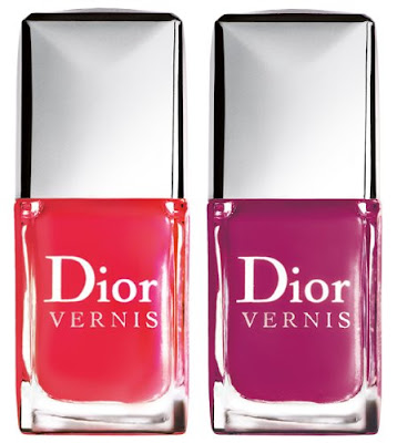 dior cristal bubble gum purple candy Dior Cristal Collection   Sweet Orange