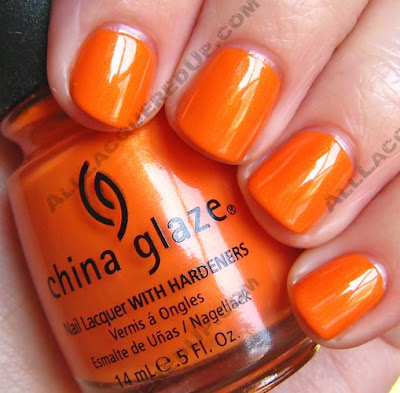 china glaze breakin kicks summer 2009 China Glaze Kicks Collection   Part 2
