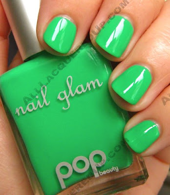 pop beauty grass nail glam Pop Beauty Nail Glam   Grass & Berry