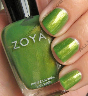 zoya midori ooh la la summer 2009 Zoya Ooh La La for Summer 2009