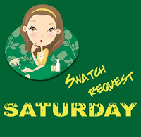 swatch request saturday Swatch Request Saturday   Summer Blues &amp; Greens