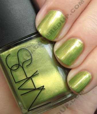 nars platoon nail polish The ALU Archives   NARS Mash &amp; Platoon