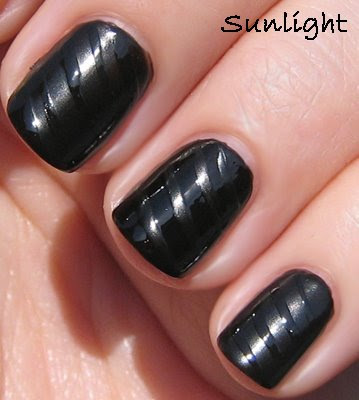 matte shiny nail art sun Playing with Texture   Matte and Glossy Nail Art