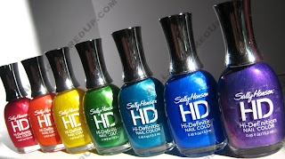 sally hansen hd hi definition nail color wm Sally Hansen HD Hi Definition Nail Color   Part 2