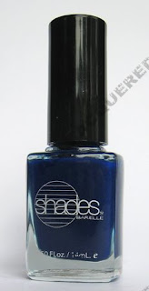 barielle berry blue nail polish bottle wm NOTD   Barielle Berry Blue