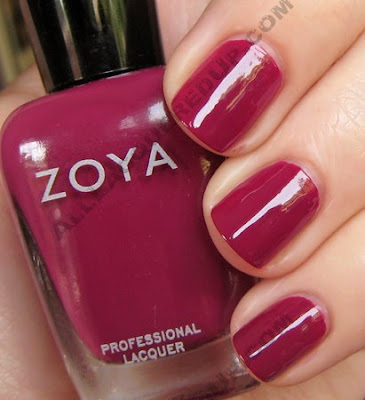 zoya ciara truth dare fall 2009 nail polish Zoya Dare Collection Review and Swatches