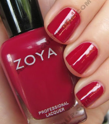 zoya vanessa truth dare fall 2009 nail polish Zoya Dare Collection Review and Swatches