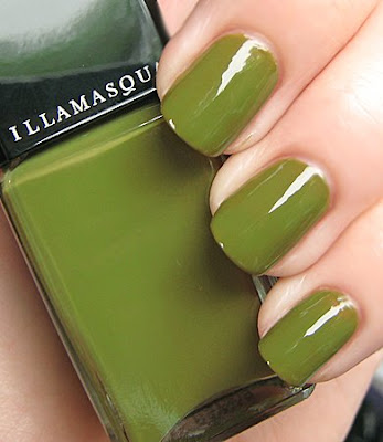 illamasqua hectic nail varnish polish Illamasqua Hectic and Strike Nail Varnish