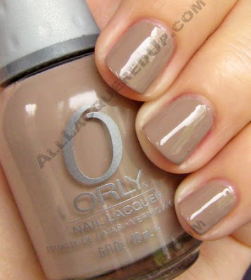 orly country club khaki prepster spring 2009 nail polish Best of Orly Spring & Summer 2009