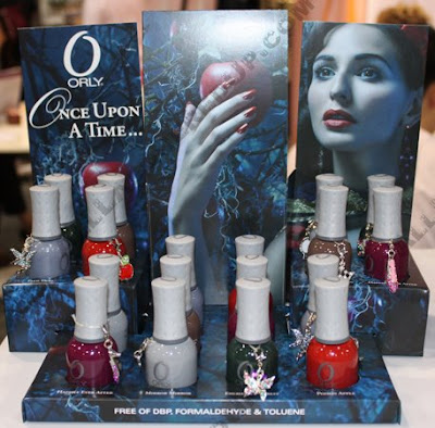 orly once upon a time collection cosmoprof COSMOPROF Day 1 Recap