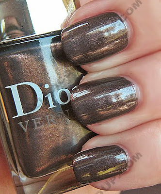 dior lemon balm vernis fall 2009 Dior Vernis Fall Nail Lacquers Swatches &amp; Review