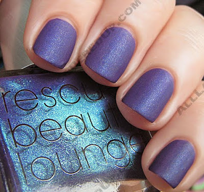 rescue beauty lounge scrangie matte Rescue Beauty Lounge Fall 2009 Blogger Created Collection